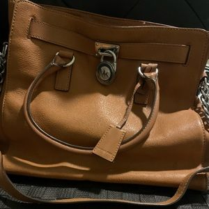 Michael Kors Hamilton satchel Bag
